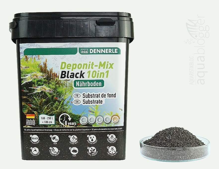 Dennerle Deponit-Mix Black 10in1